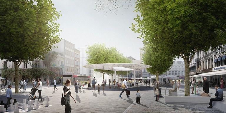Verviers ville conviviale : préalables à l'adhésion la plus large