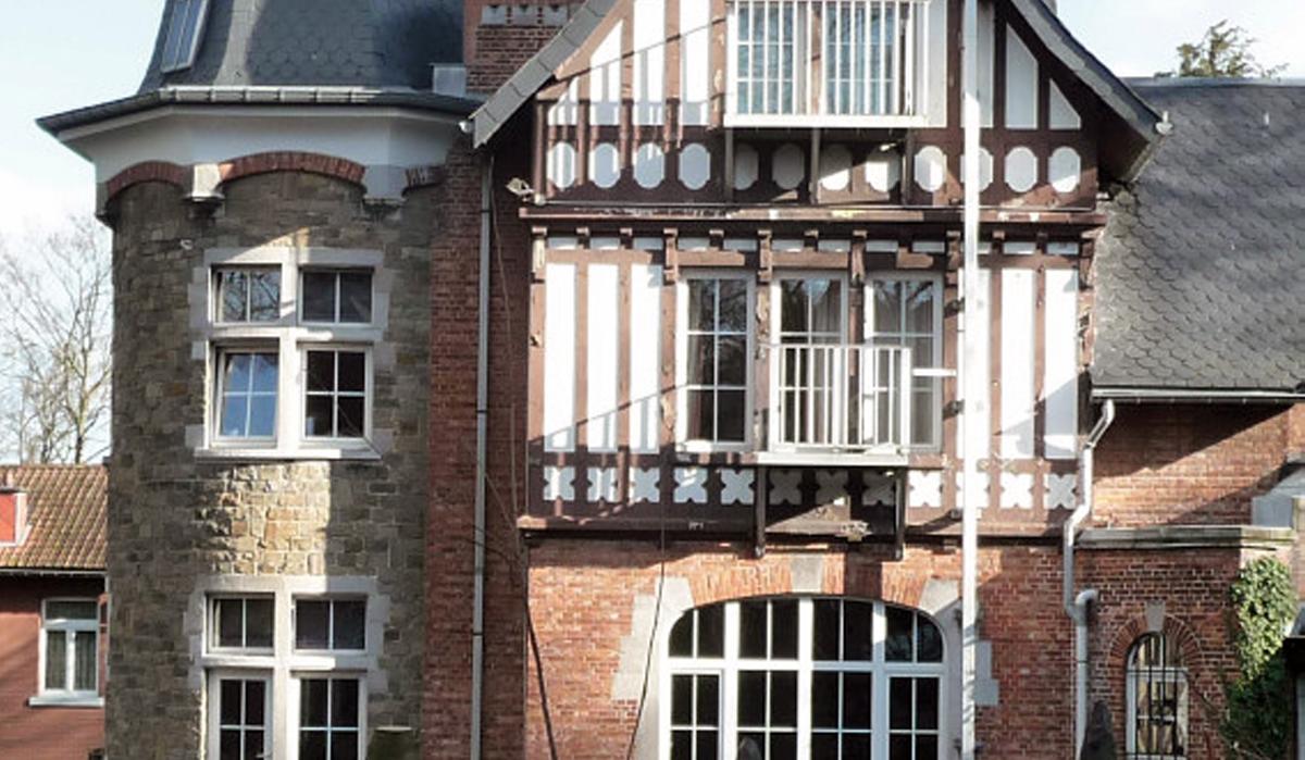 Verviers entend bien préserver les villas remarquables qui font son patrimoine