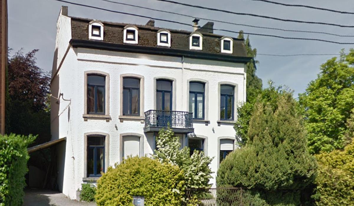Projet relatif à l'immeuble sis chaussée de Theux 16 à Heusy
